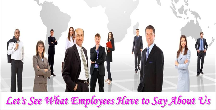 Employe Speaks