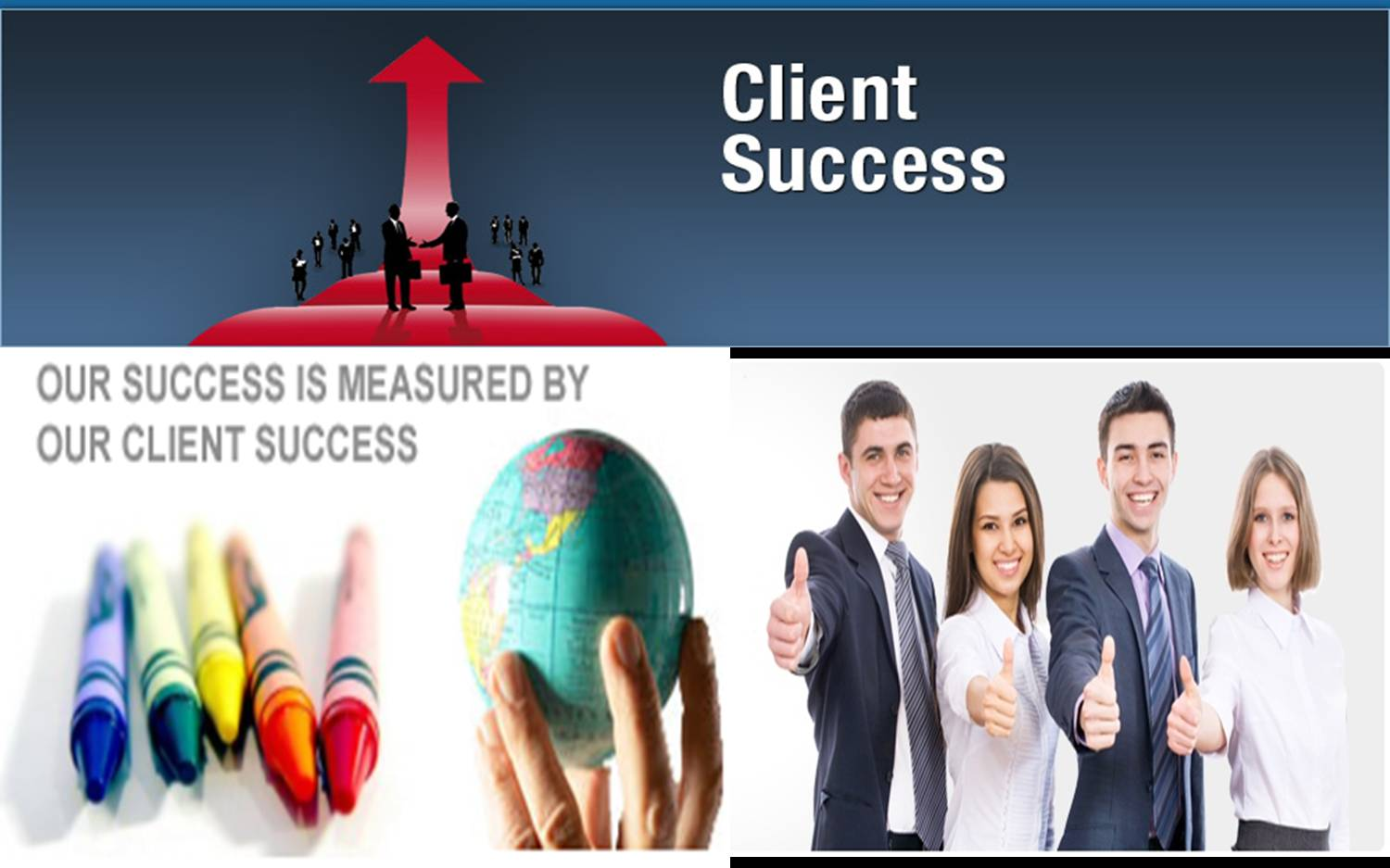Client Satisfaction Is Our Customary Attraction