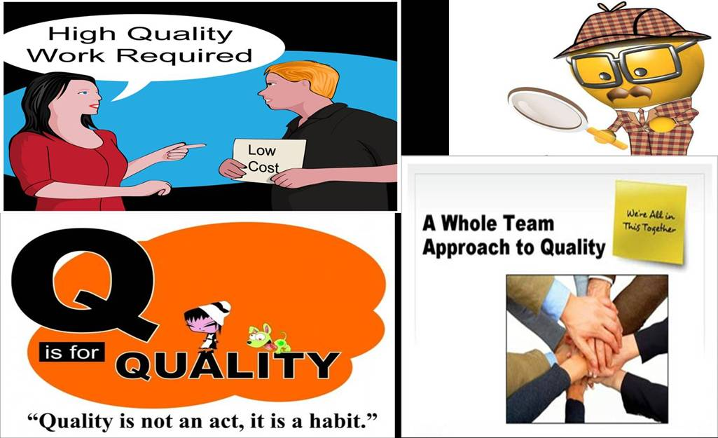 Quality Reflects Our Reality